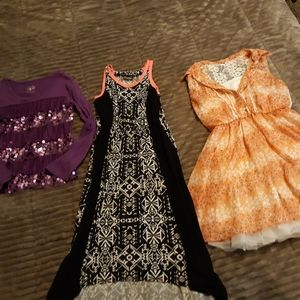 Girls Clothing Bundle Size 10